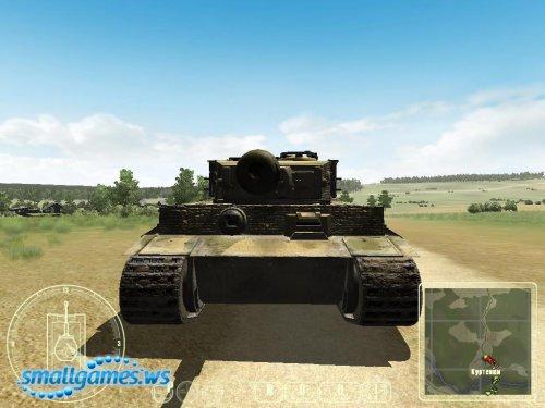 Танки Второй мировой. Т-34 против Тигра