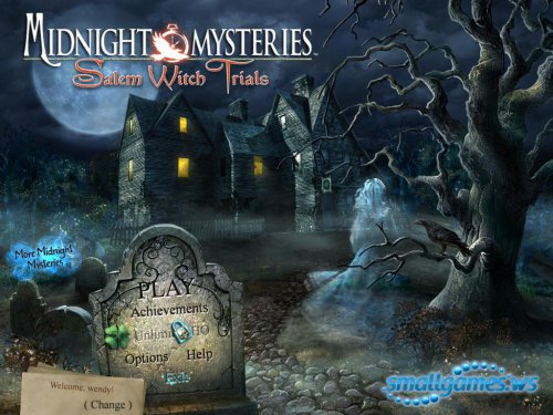 Midnight Mysteries: The Salem Witch Trials