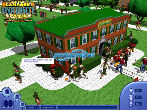 National lampoons university tycoon (Rus)
