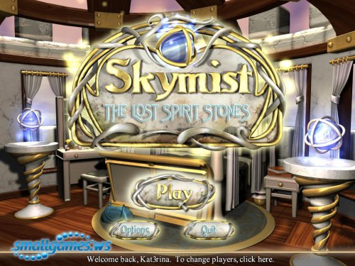 Skymist The Lost Spirit Stones