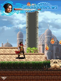 Prince Of Persia: The Forgotten Sands (Java)