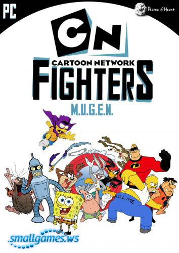 Cartoon Fighters M.U.G.E.N. (2009)