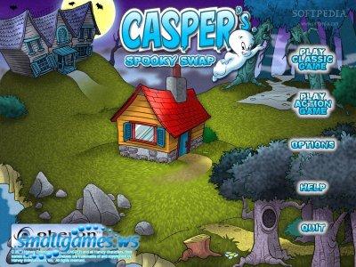 Casper's Spooky Swap