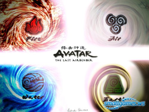 Avatar. The Last Airbender