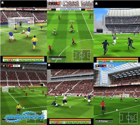 Real Football 2009 3D