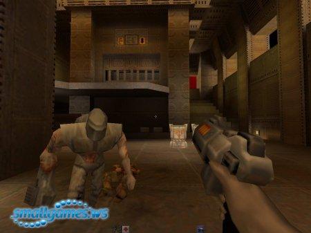 Quake II 3D Symbian 9.x