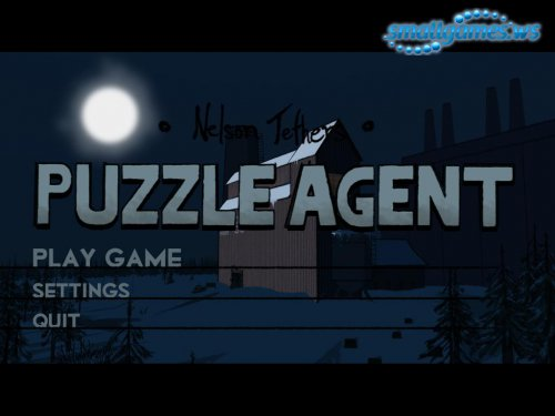 Puzzle Agent: Nelson Tethers