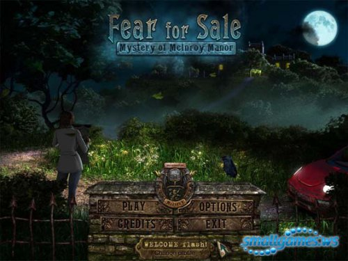 Fear For Sale: Mystery of McInroy Manor