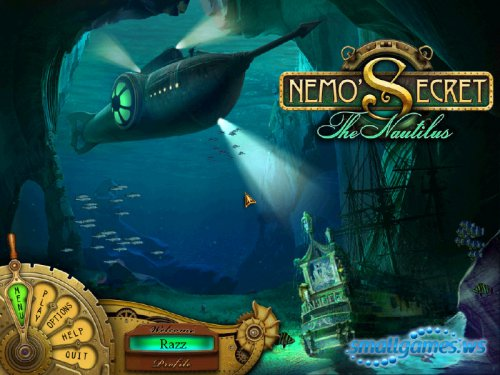 Nemos Secret: The Nautilus