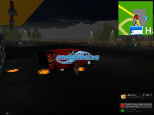 Lieferwagen Simulator 2010 (русская версия)