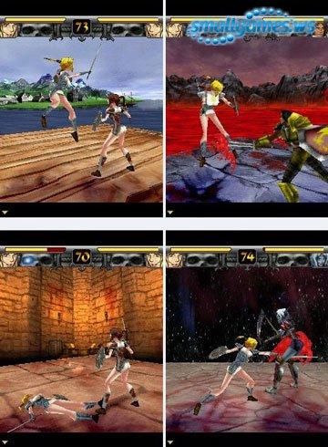 Knights Of The Dark Edge 3D Symbian 9.x