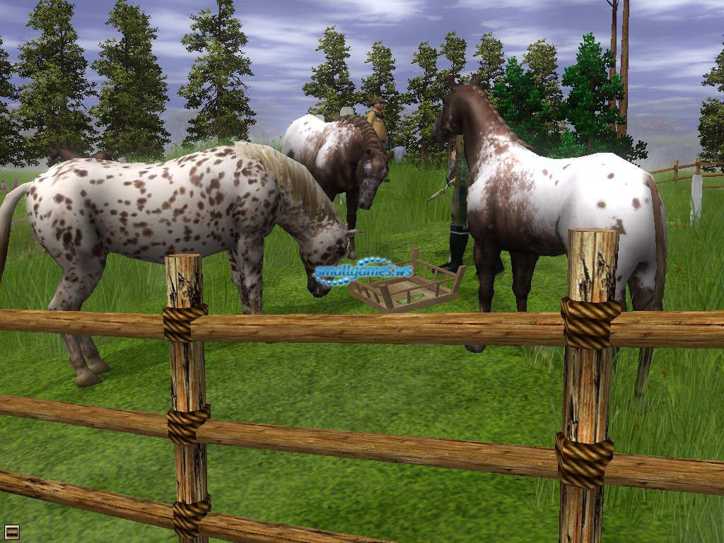 Скачать через торрент игру долина лошадей