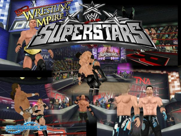 Wrestling MPire 2011 Superstars + Invasion of NXT.