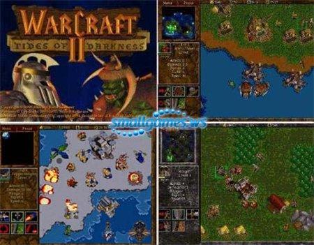 Warcraft 2 SIS