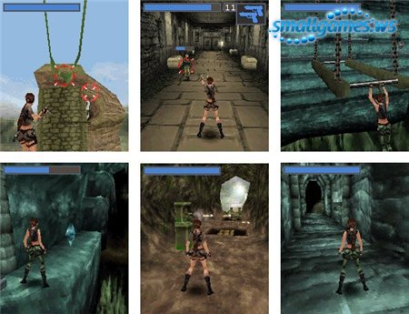Tomb Raider Legend 3D