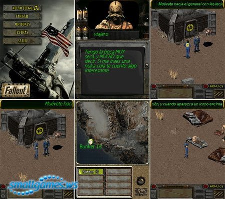 Fallout Mobile (Java / 240x320)