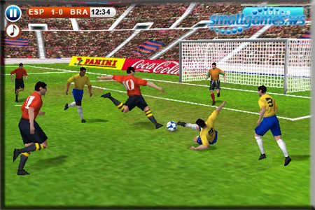 Real Football 2010 (Android OS)