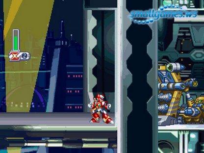 MegaMan X4