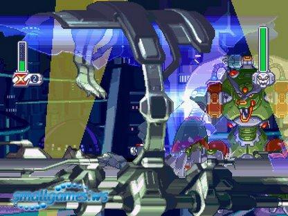 MegaMan X4 - скачать игру бесплатно