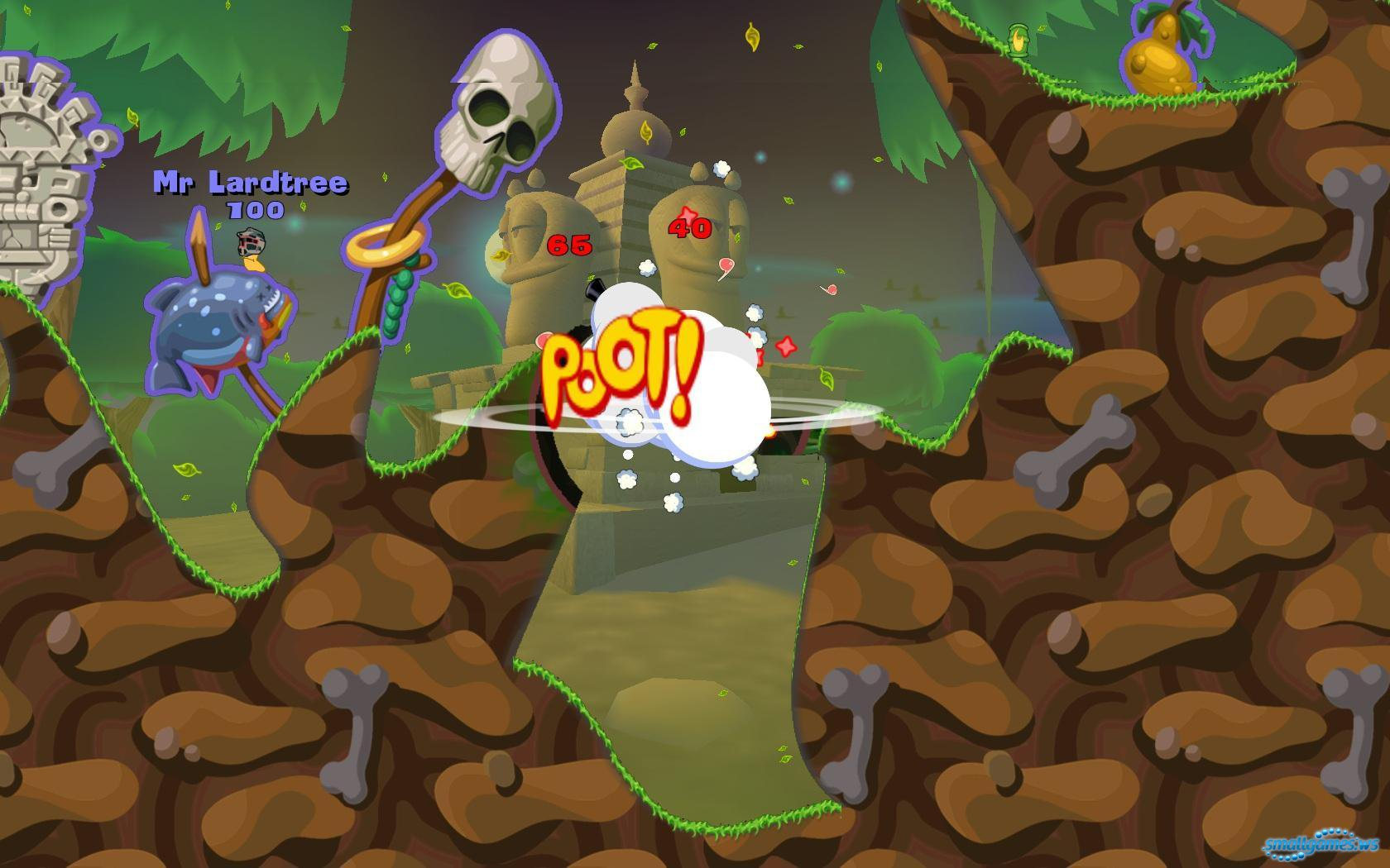 Worms Reloaded Русификатор Звука