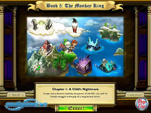 Bookworm Adventures: The Monkey King