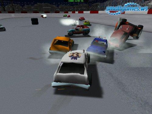 Demolition Derby & Figure 8 Race 1.22