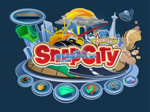 Sims Carnival SnapCITY