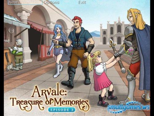 Arvale Treasure of Memories Episode III