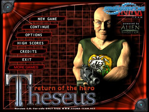 Theseys: Return of the Hero