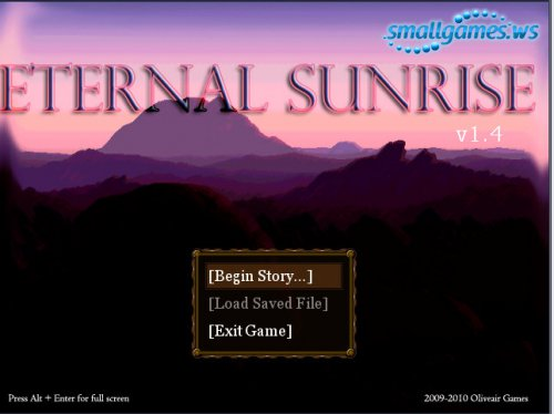 Eternal Sunrise