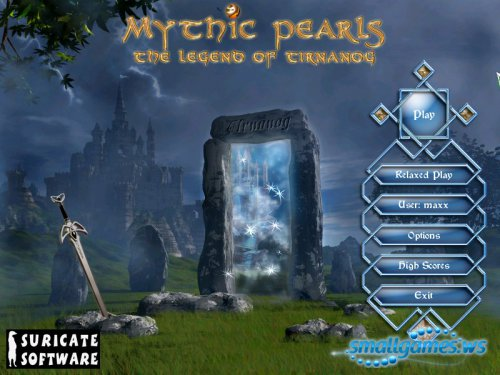 Mythic Pearls.The Legend of Tirnanog