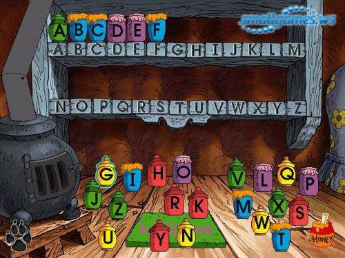 Винни-Пух и упрямые буквы