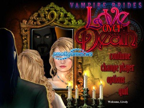 Vampire Brides: Love Over Death