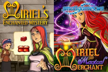 Miriels Magic Bundle 2 in 1