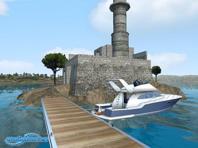 Игра жанра симуляторы simulators virtual sailor 7