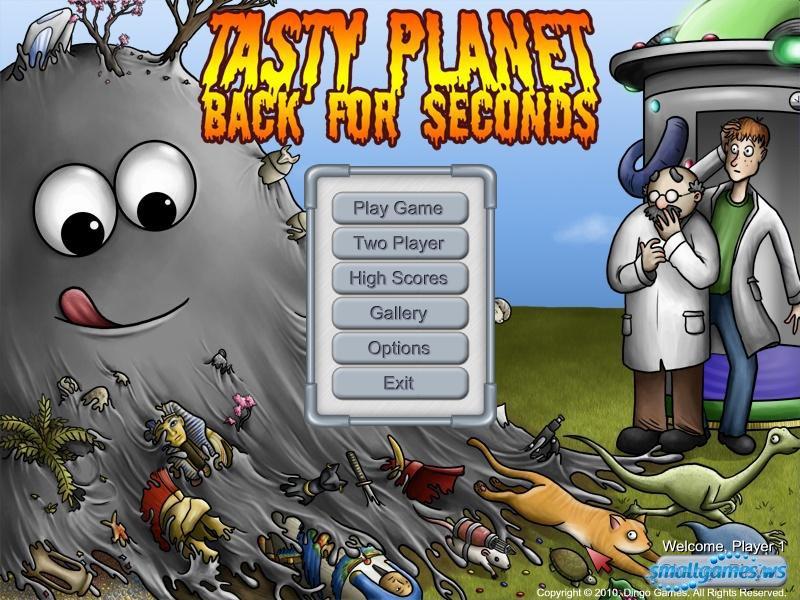 Скачать Съедобная планета полная версия бесплатно.