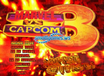 Marvel vs Capcom 3. Last Rise of Heroes