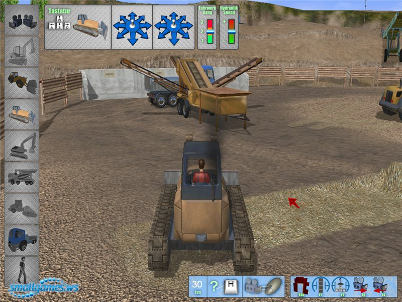 Bagger Simulator 2011 скачать торрент - фото 3