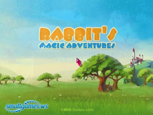 Rabbits Magic Adventures