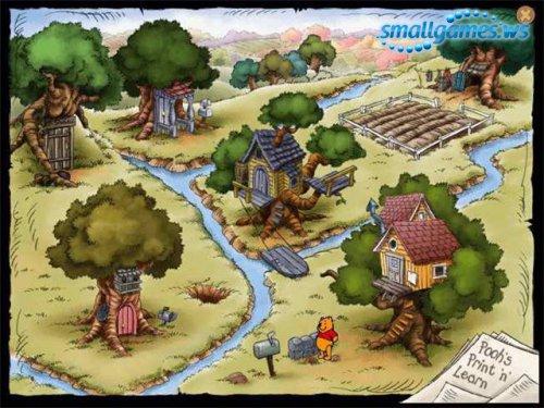 Disneys Winnie the Pooh Preschool (RUS) / Дисней Винни Пух для дошколят