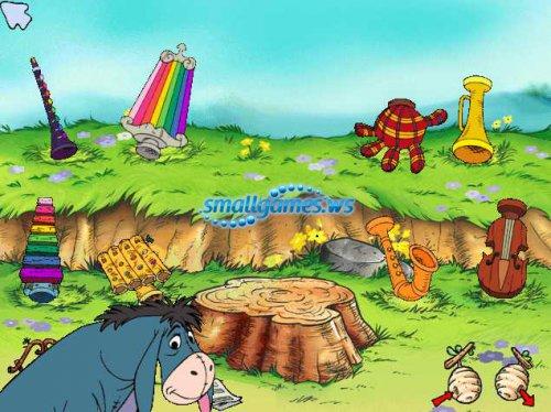 Винни Пух Детский сад