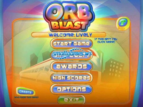 Orb Blast