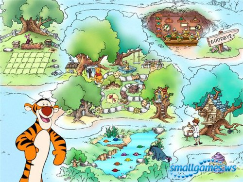 Disneys Tigger Activity Center (RUS)