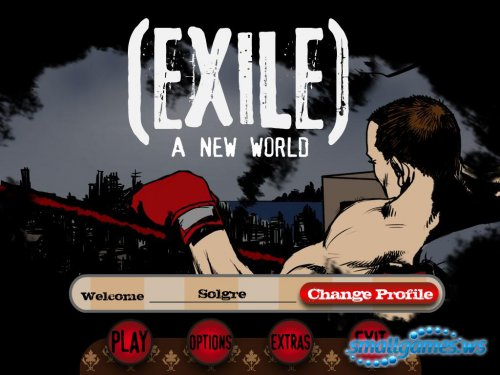 Exile: A New World - Issue 1