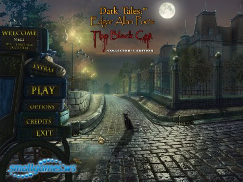 Dark Tales: Edgar Allan Poes The Black Cat Collectors Edition