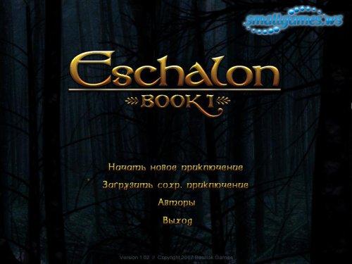 Eschalon: Book I (Rus)