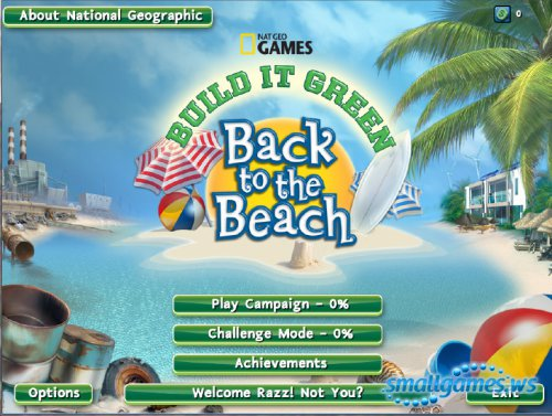 Build it Green: Back to the Beach