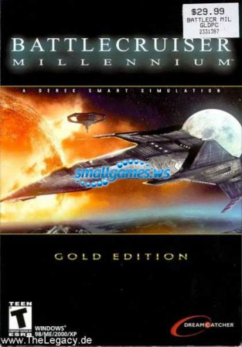 Battlecruiser Millennium Gold