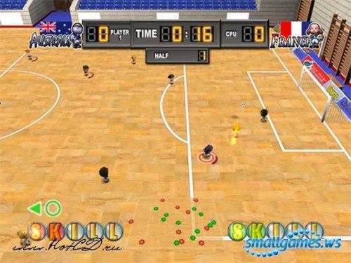 Kidz Sports. Футбол для детей