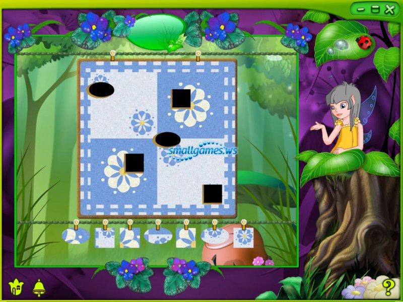 2010 г. - Название игры: Волшебные Феи. Веселая математика Жанр